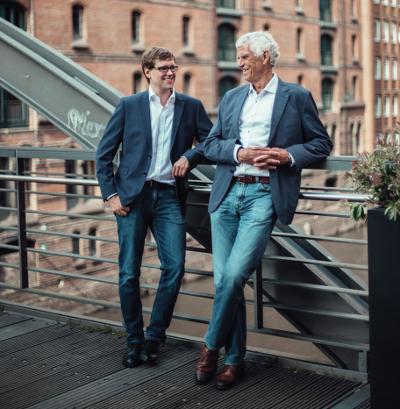 Henning Evers & Hendrik Richter